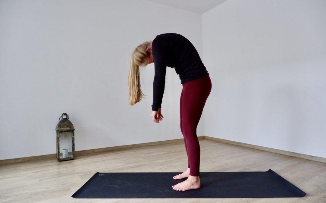 mit Yoga die Schultern entspannen