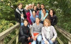 Vinyasa Yogalehrerausbildung Gruppenfoto
