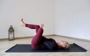 Hüftöffner Yoga