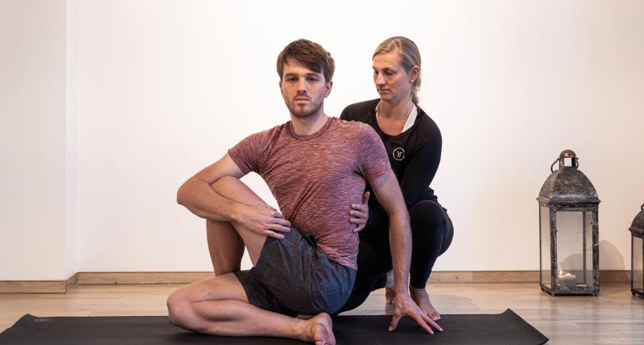 Yoga Einzeltraining Aachen