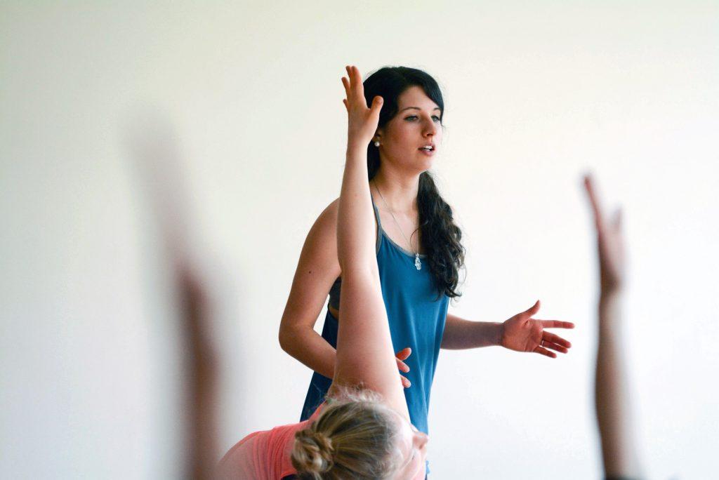 Vinyasa Yogalehrerausbildung Aachen