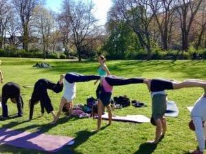 Veronika Freitag Yogalehrerin