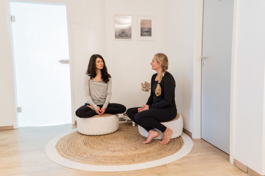 Yoga Individual Sitzecke