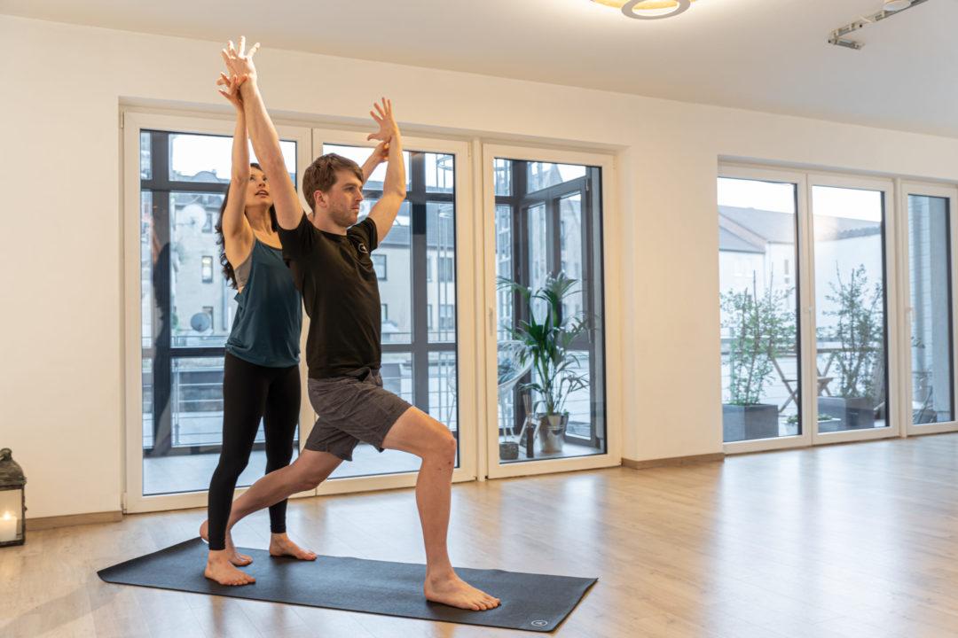 Business Yoga Aachen