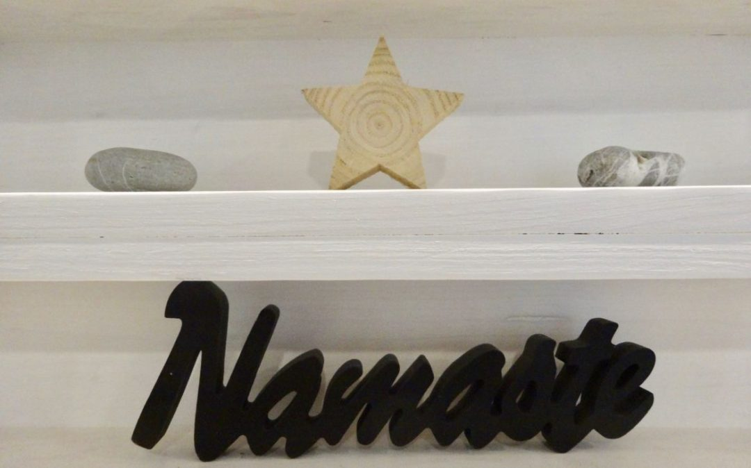Namasté - Begrüßung und Verabschiedung im Yoga