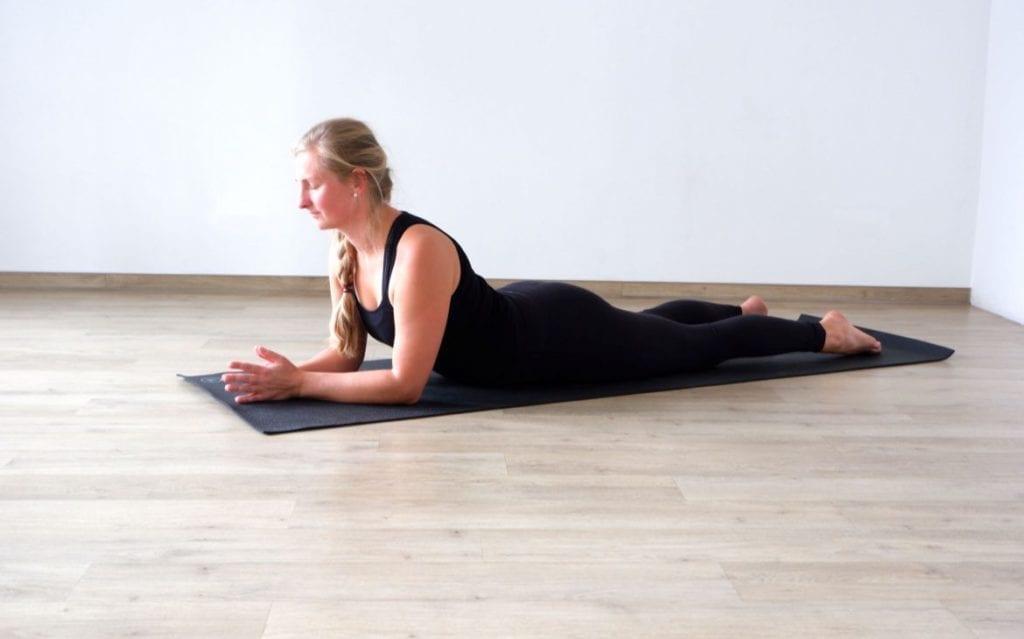 Sphinx - Yin Yoga Ausbildung