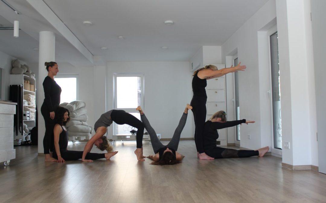Yogalehrerhonorar im Team