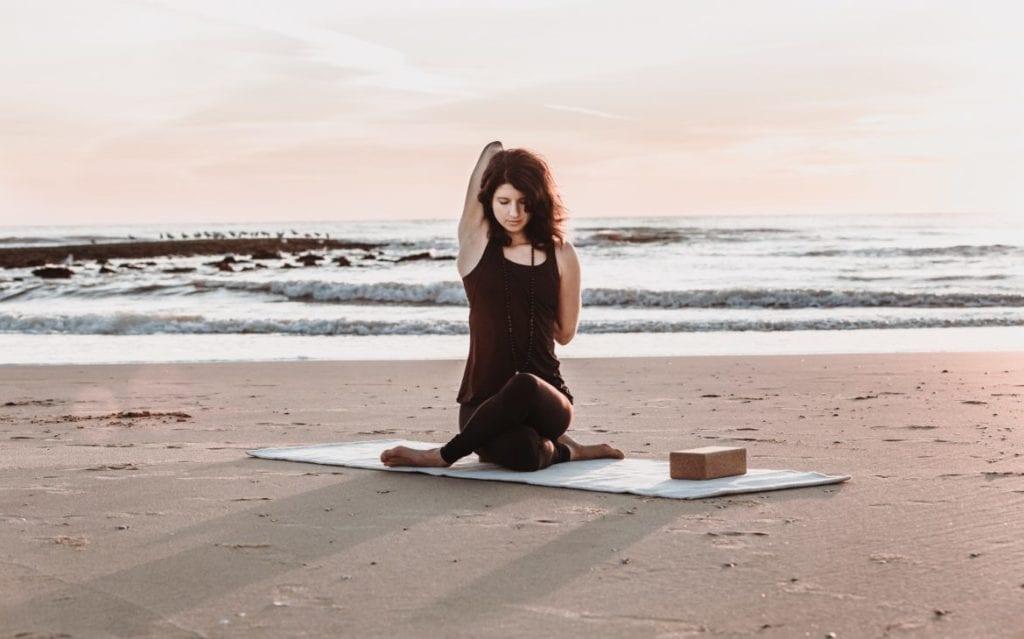 Yin Yoga Schnürsenkel
