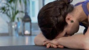 Entspannung im Yoga Video