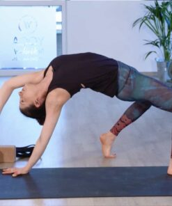 Online Yoga Videos mit Tina: Wild Thing