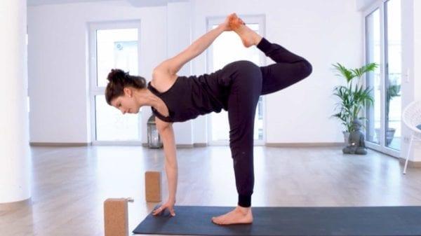 Online Yoga Videoserie Yoga zur Stärkung des Wohlbefindens