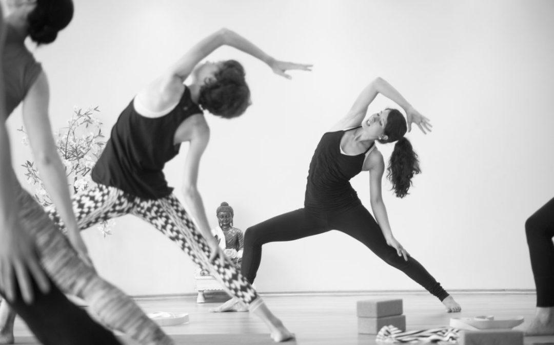 Yoga Sequencing gleicht der Dramentheorie