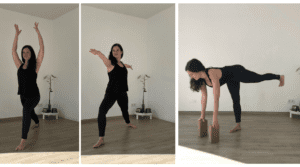 Yoga Krieger