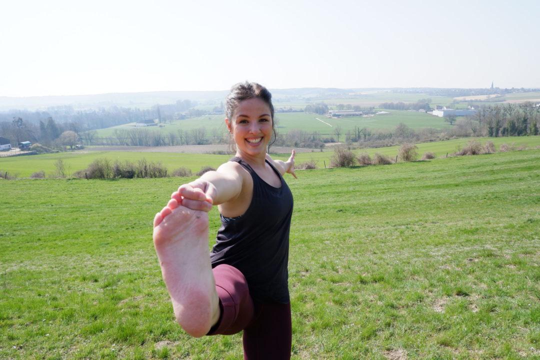 Sarah Tan Yoga