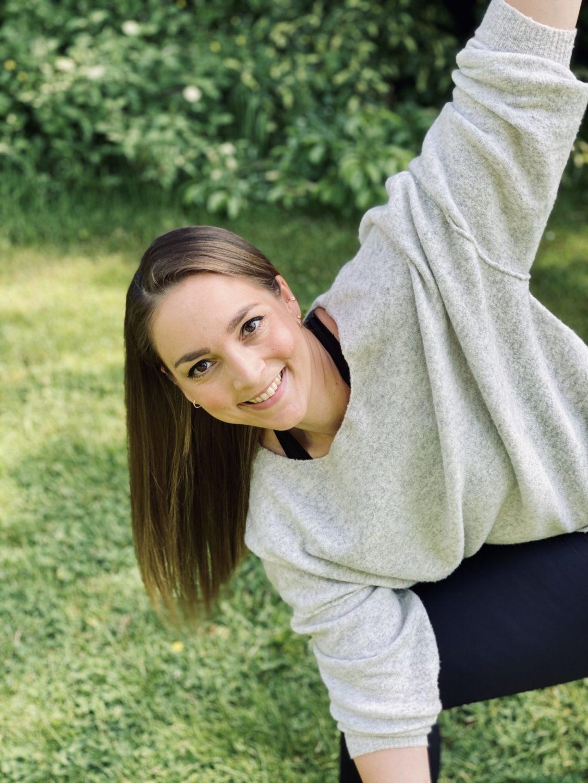 Nadine Wiesner Yogalehrerin