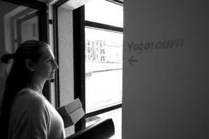 Yoga Studiomanagerin Karoline