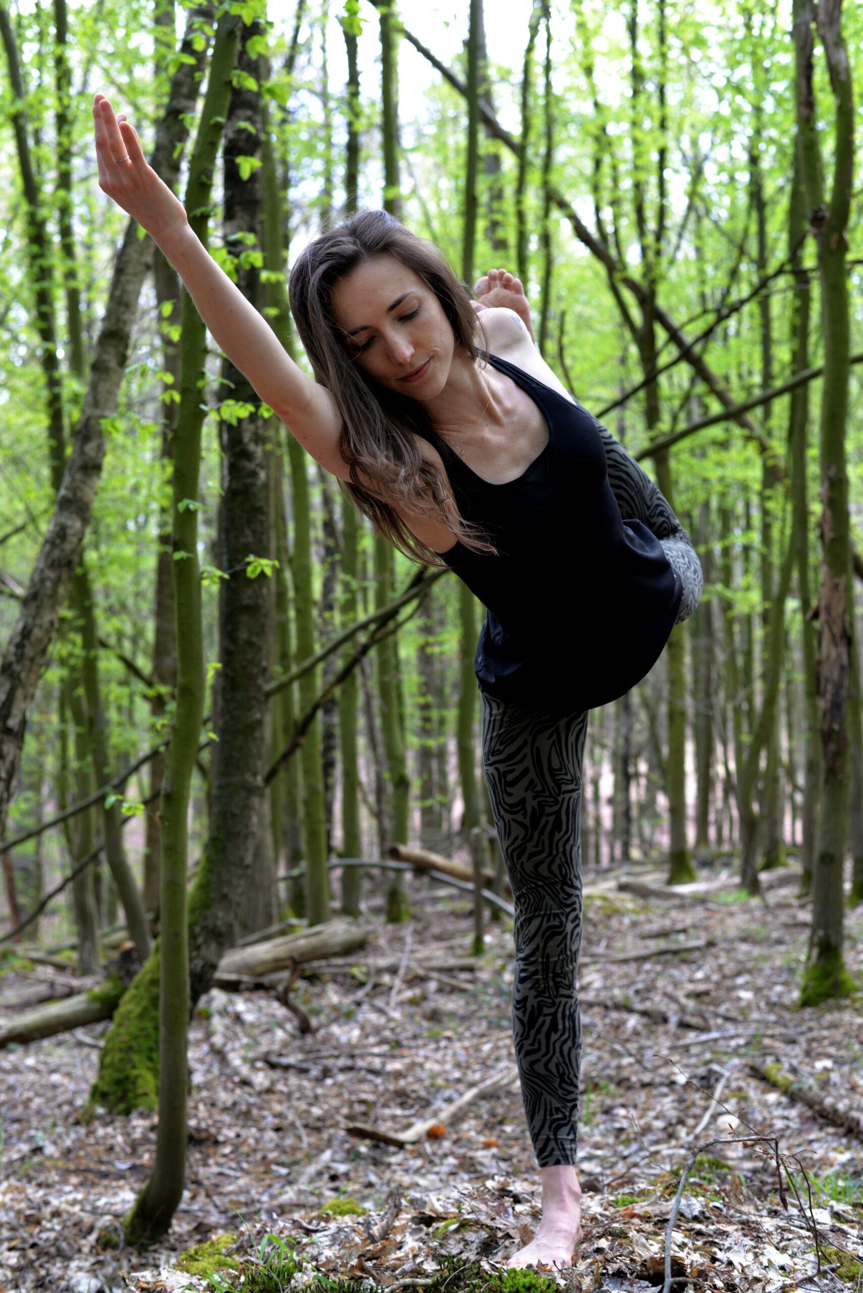 Camille Hubaud Yogalehrerin
