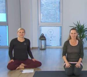 Yin Yoga Faszien Video