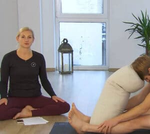 Yin Yoga Nervensystem online Video