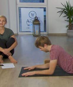 Yin Yoga Retreat online Videos