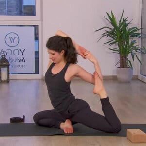 Vinyasa Yoga online Videoserie
