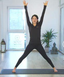 Yoga Fokus und Flow Video