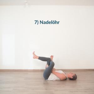 Yoga Flow für Hüfte und Leisten