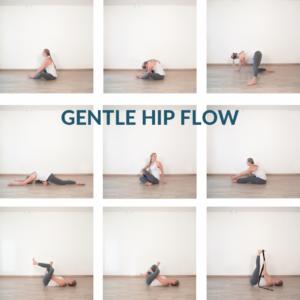 Yoga für Hüfte und Leisten Flow