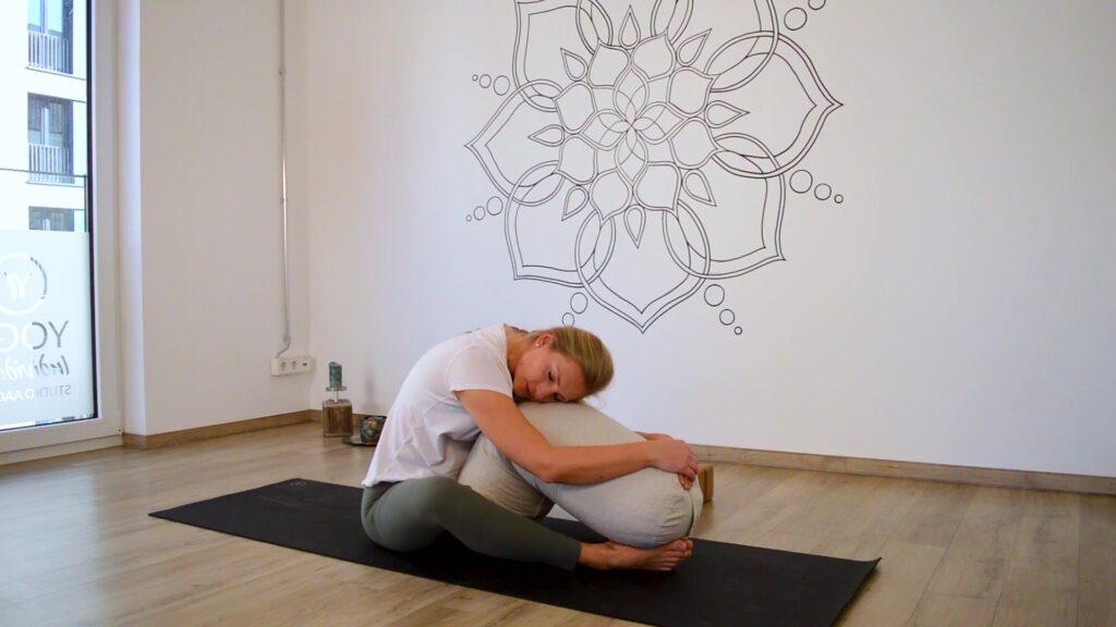 Yin Yoga im Frühling
