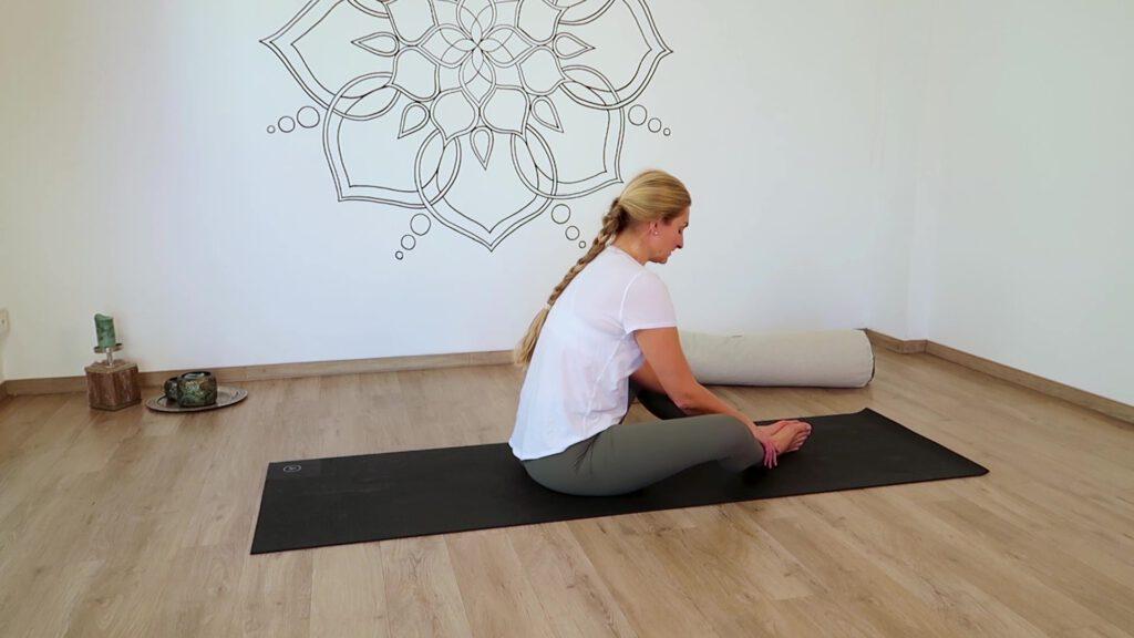 Yin Yoga im Frühjahr
