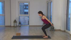 online Yoga in der Frühschwangerschaft