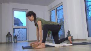 Yogapraxis für das 1. Trimester