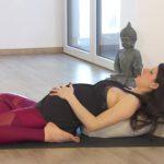 online Pränatal Yogapraxis zweites Trimester