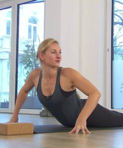 Yoga für die Brustwirbelsäule - online Yogavideo