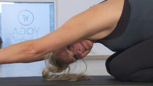 Yoga für die Halswirbelsäule