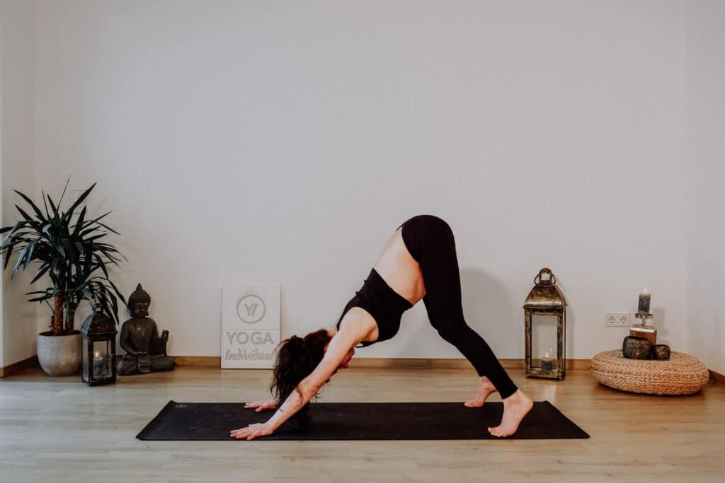 Yoga in der Schwangerschaft mit Tina