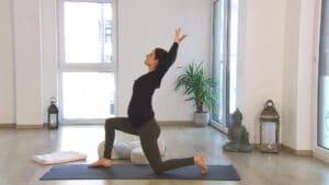Yoga Ritual für das 3. Schwangerschaftstrimester