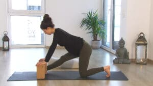 Yogavideo für das 3. Schwangerschaftstrimester