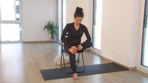 Yogapraxis vor der Geburt