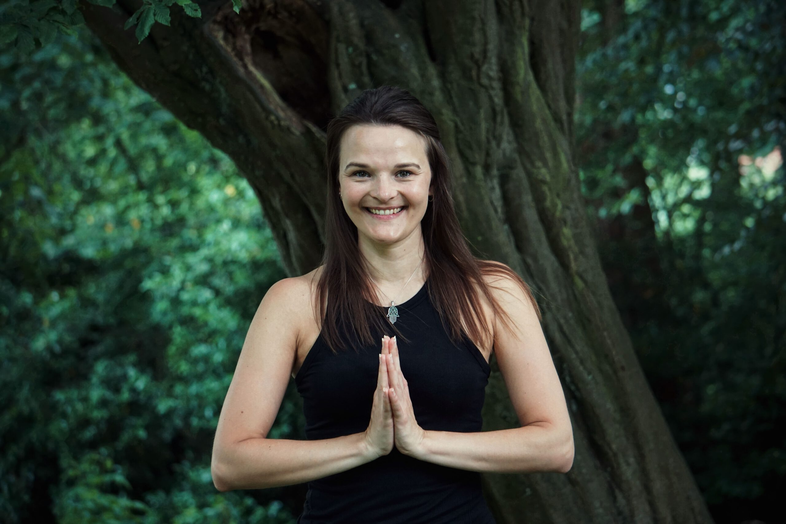 Ella Blem Yogalehrerin