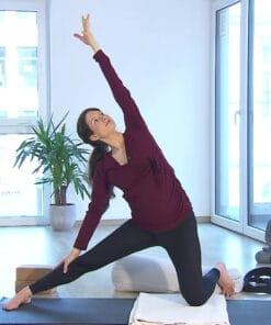 Yoga im 3. Trimester der Schwangerschaft