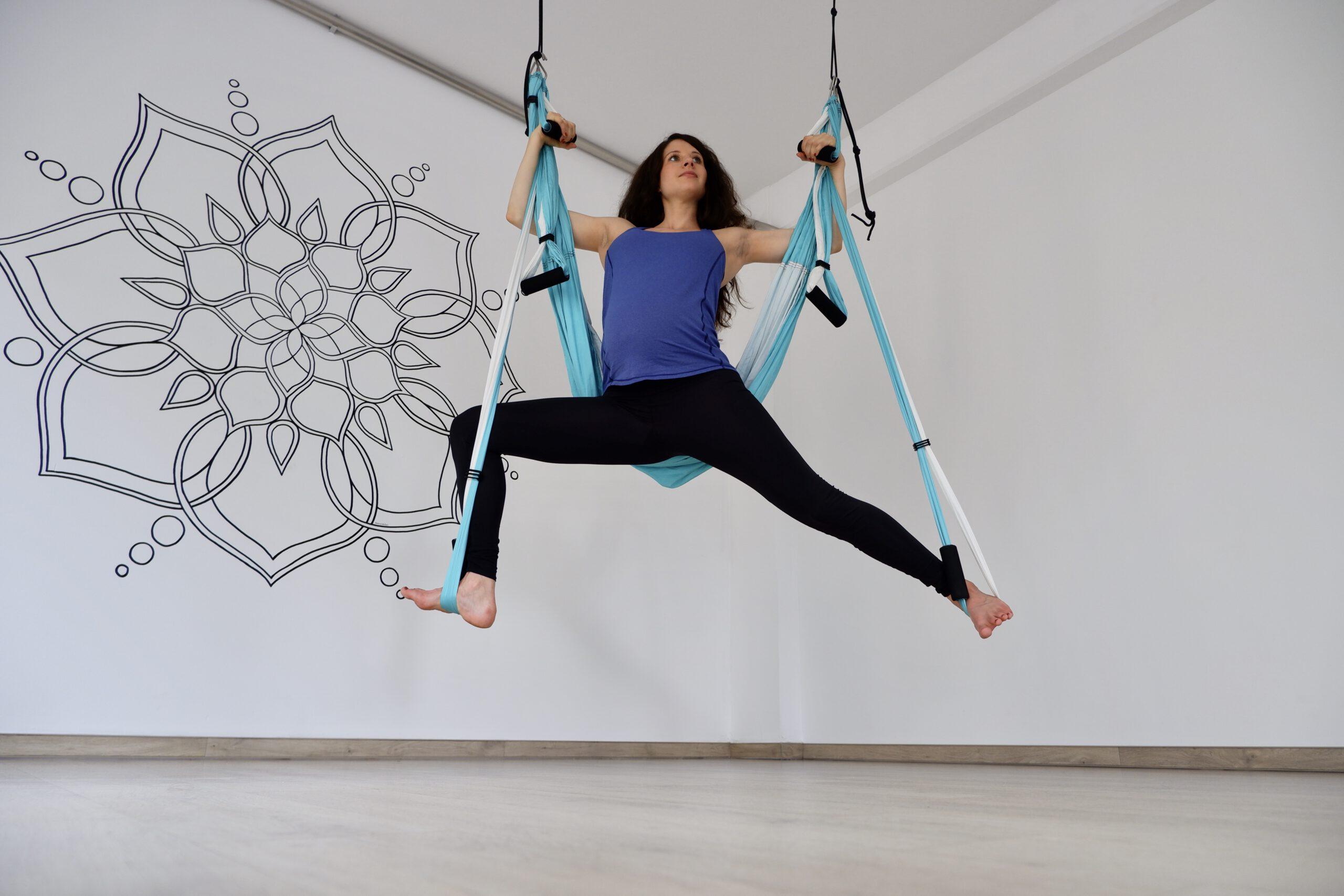Air Yoga Krieger 2