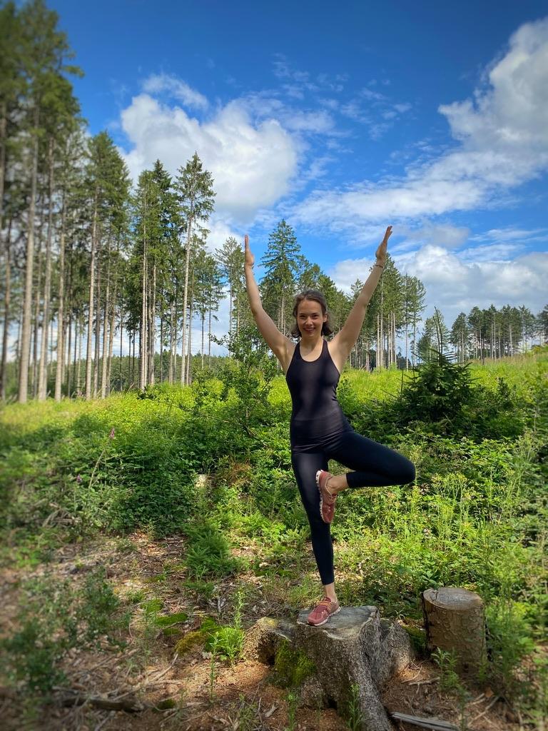 Marie- Sophie Creutz Yogalehrerin