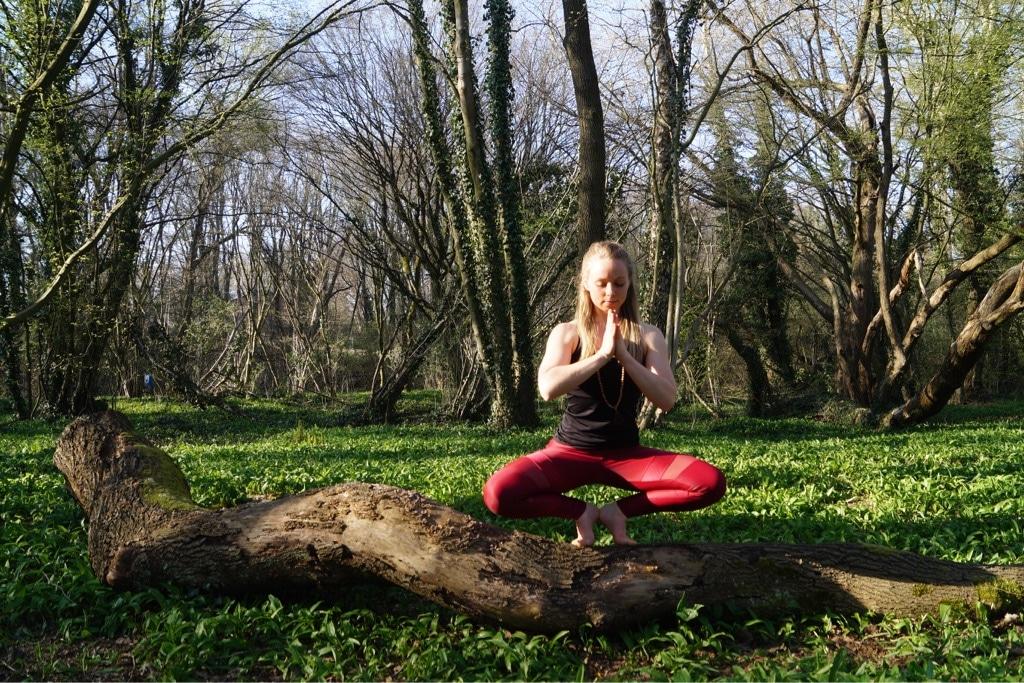 Daniela Beran Yogalehrerin Aachen